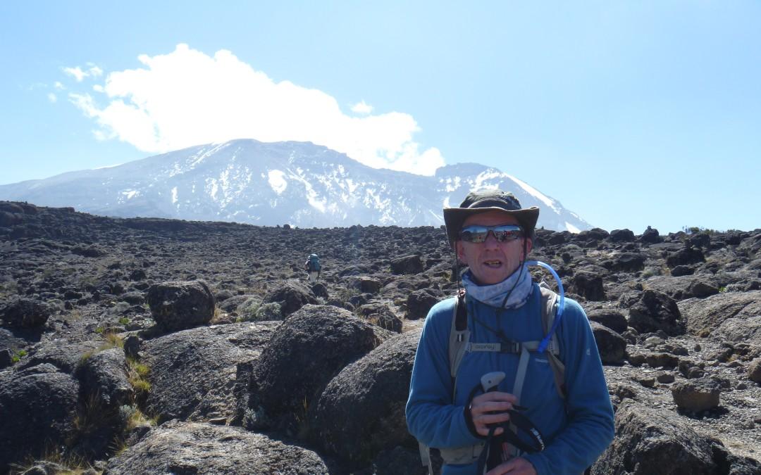 Climbing Kilimanjaro for Eve