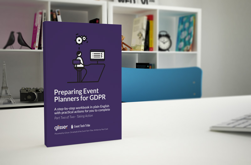 Preparing Event Planners for GDPR 2